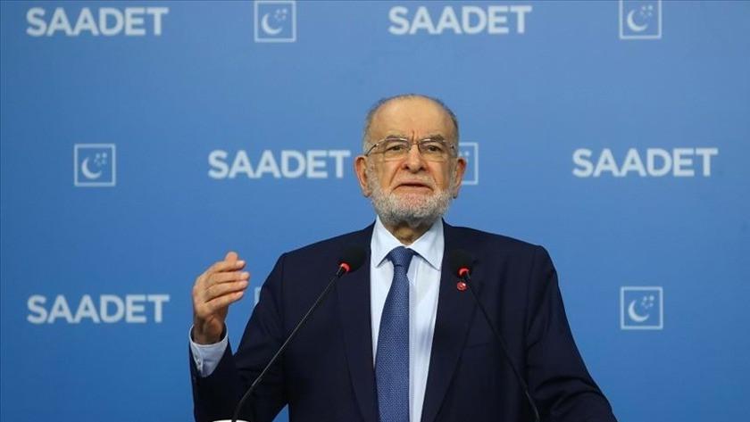 Karamollaoğlu'ndan emekli amirallerin bildirisine ilişkin açıklama!