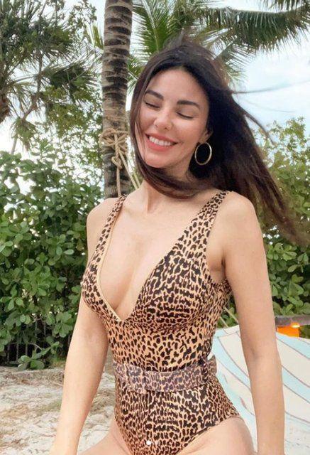 Defne Samyeli'nin Miami pozları gençlere taş çıkardı - Sayfa 2