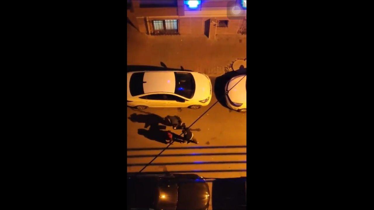 Küçükçekmece'de sokak ortasında kadına şiddet! Darp edildiği anlar kamerada! video izle - Sayfa 3