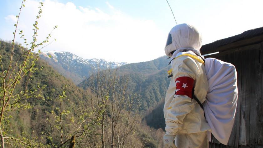 Sosyal medyanın yeni fenomenleri: Rizeli astronotlar!