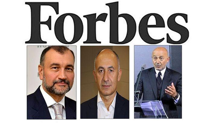 Forbes Türkiye'nin en zenginler listesini açıkladı! İşte en zengin 10 Türk! - Sayfa 1