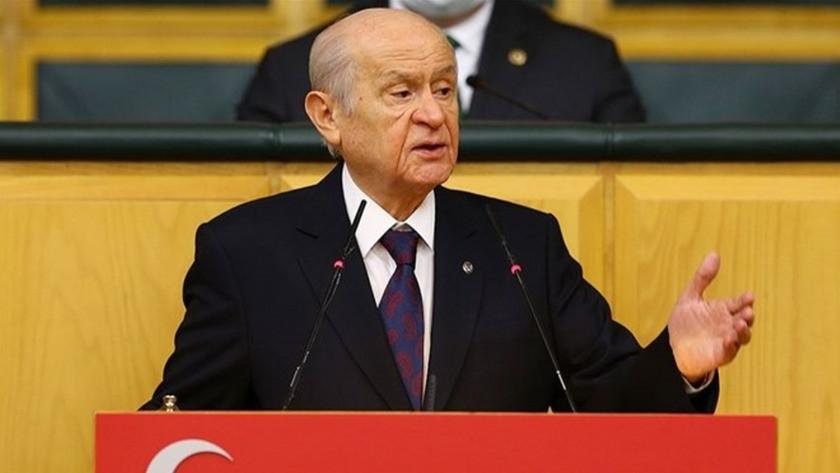 Bahçeli: 104 emekli amiral türk demokrasi tarihinin kara lekesidir
