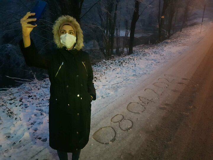 İstanbul'da kar kapıya dayandı! Yüksek kesimlerde kar yağışı başladı! - Sayfa 1