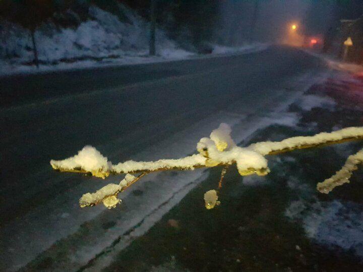 İstanbul'da kar kapıya dayandı! Yüksek kesimlerde kar yağışı başladı! - Sayfa 2