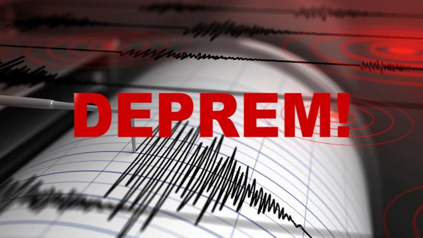 Muğla'nın Datça'da peş peşe korkutan depremler! Son dakika depremler!