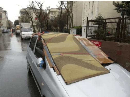 Meteoroloji kuvvetli yağış uyarısında bulundu! Herkes arabasına koştu - Sayfa 2