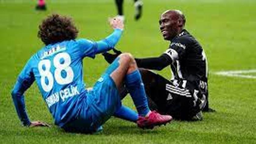 BB Erzurumspor - Beşiktaş: 2-4