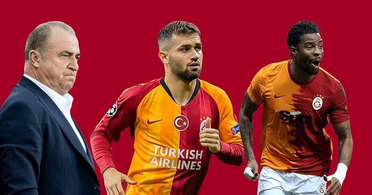 Galatasaray'da Fatih Terim neşteri vuruyor! 6 isimle yollar ayrılıyor - Sayfa 1