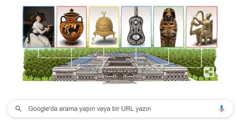 Metropolitan Sanat Müzesi Google'a Doodle oldu! Metropolitan Museum of Art nerede, eserleri neler? - Sayfa 1