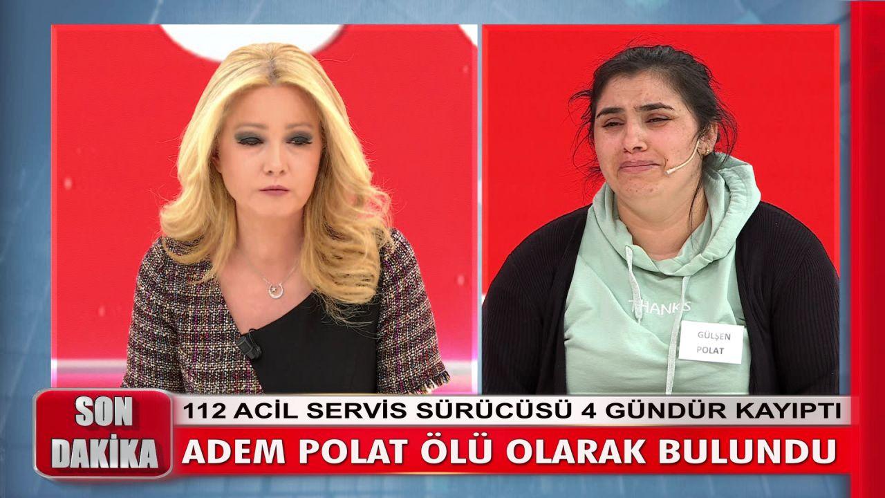 Müge Anlı'da aranan kayıp Adem Polat ölü bulundu! - Sayfa 1