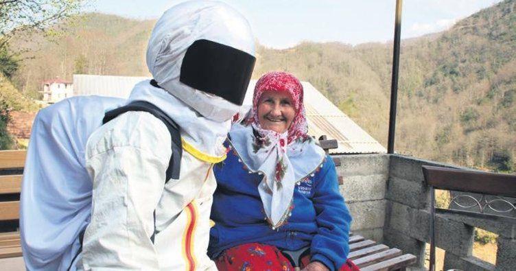 Türkiye, Rizeli astronotları konuşuyor! NASA'nın telefonlarına bile çıkmıyorlar - Sayfa 1