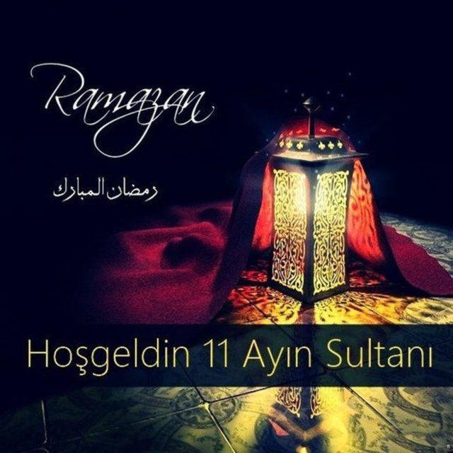 En güzel resimli, dualı 2021 Ramazan mesajları ve sözleri - Sayfa 4