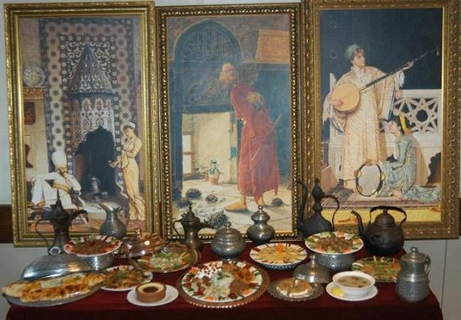 İşte Osmanlı'da pişen en özel 101 yemek - Sayfa 1
