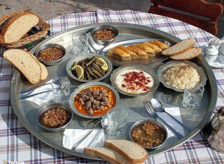 İşte Osmanlı'da pişen en özel 101 yemek - Sayfa 2