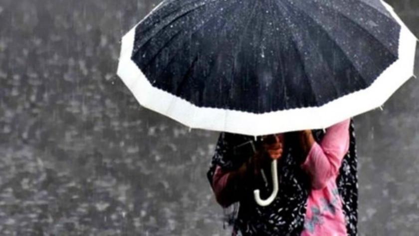O illerde yaşayanlar dikkat! Meteoroloji'den sağanak yağış uyarısı   15 Nisan2021