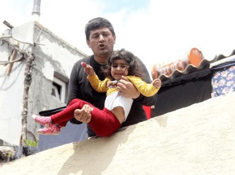 Adana'da vahşet! Babası kanı akarsa büyü bozulacak deyip kızını damdan atmaya çalıştı! video - Sayfa 3