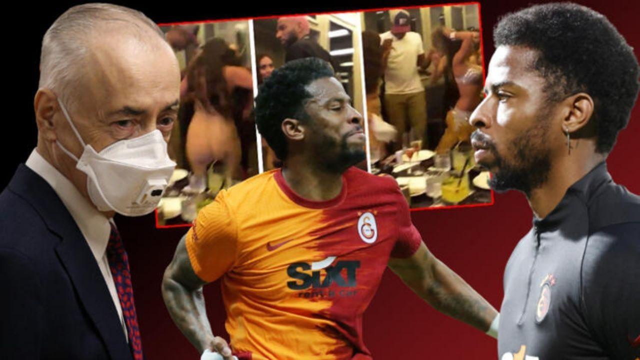 Galatasaray'da Donk yalnız değil! Seks partisine katılan isimler şoke etti - Sayfa 1