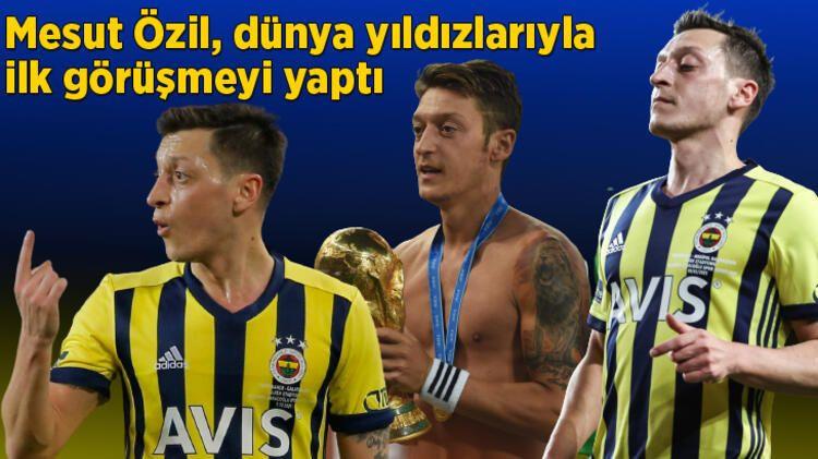 Yılın transfer bombası! Fenerbahçe'de Mesut Özil iki dünya yıldızını getiriyor - Sayfa 1