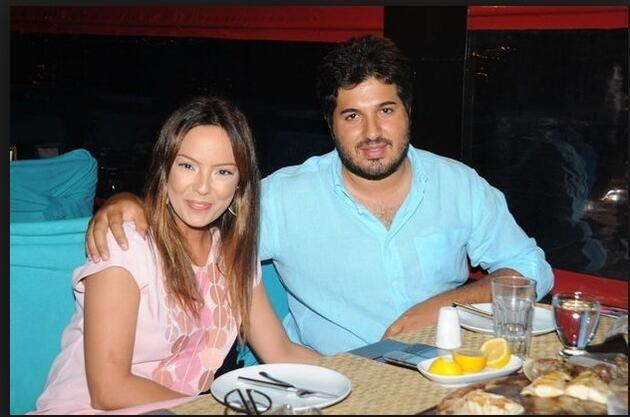 """Ebru Gündeş, """"İhanete uğradım"""" diyerek eşi Reza Zarrab'a boşanma davası açtı - Sayfa 1"""