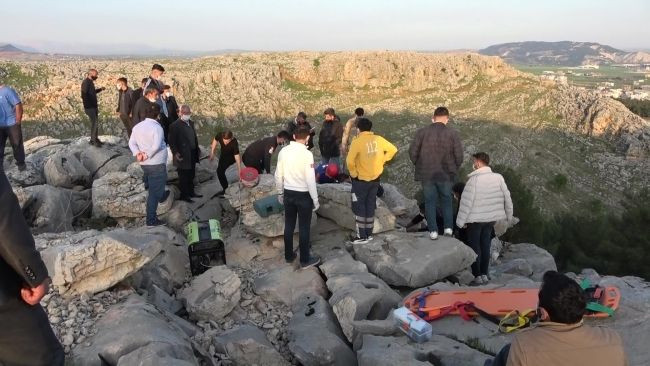 İnanılmaz olay! Yaşlı kadın sıkıştığı kayalıkta 3 gün sonra bulundu - Sayfa 3