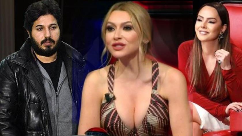 Hadise'den flaş Reza Zarrab açıklaması!