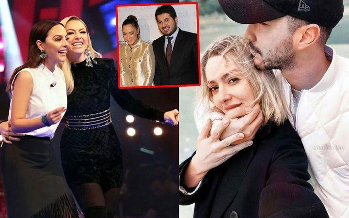 Ebru Gündeş'in eşi Reza Zarrab'la aşk iddialarına Hadise ve Kaan Yıldırım'dan açıklama - Sayfa 1