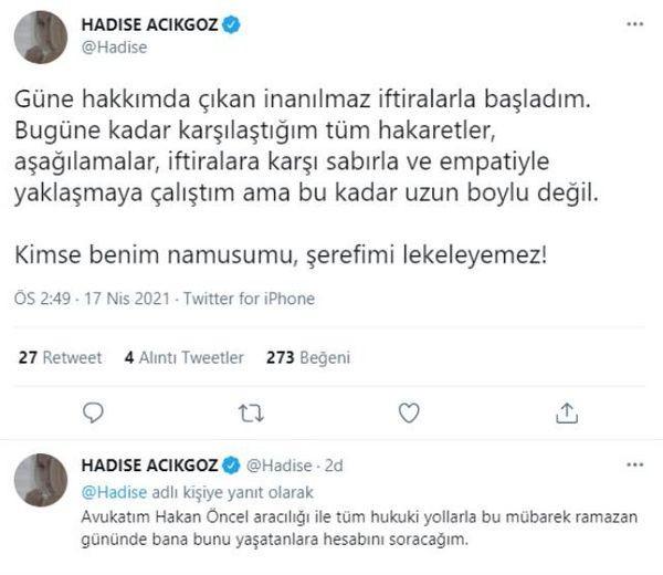 Ebru Gündeş'in eşi Reza Zarrab'la aşk iddialarına Hadise ve Kaan Yıldırım'dan açıklama - Sayfa 4