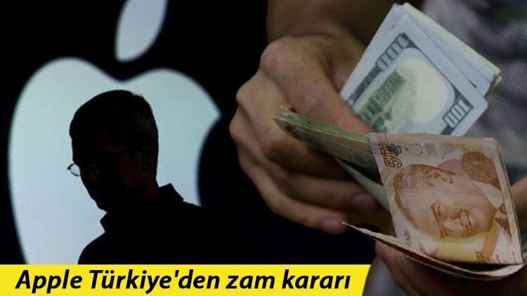 Apple Türkiye'de zam yaptı! İşte fiyatı artan ürünler ve zamlı fiyatları - Sayfa 1