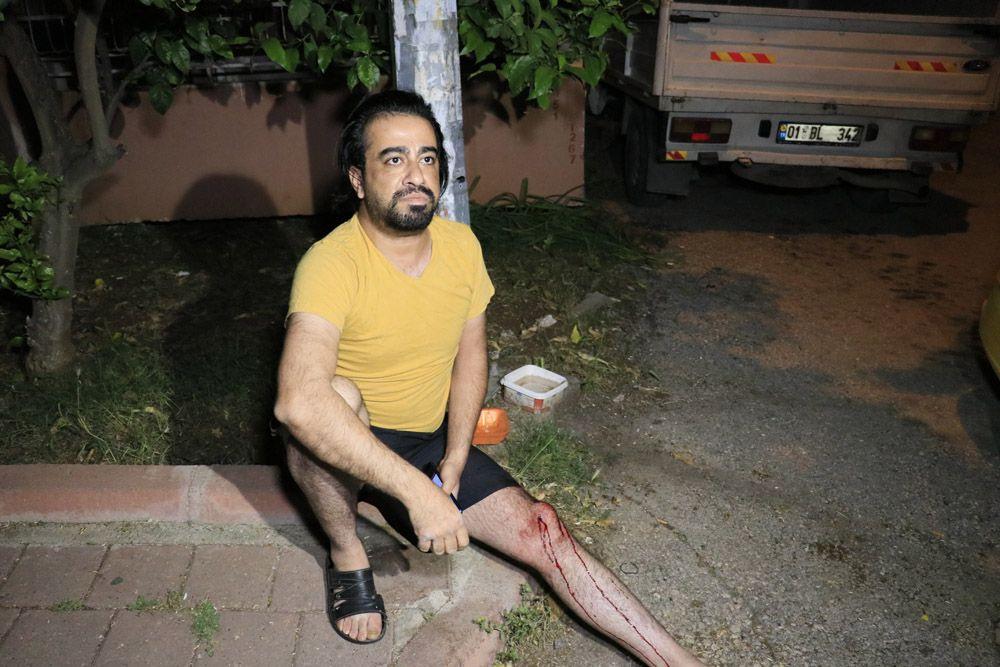 Konuşmak için yanına çağırdığı taksi şoförünü silahla bacağından vurdu! video izle - Sayfa 1