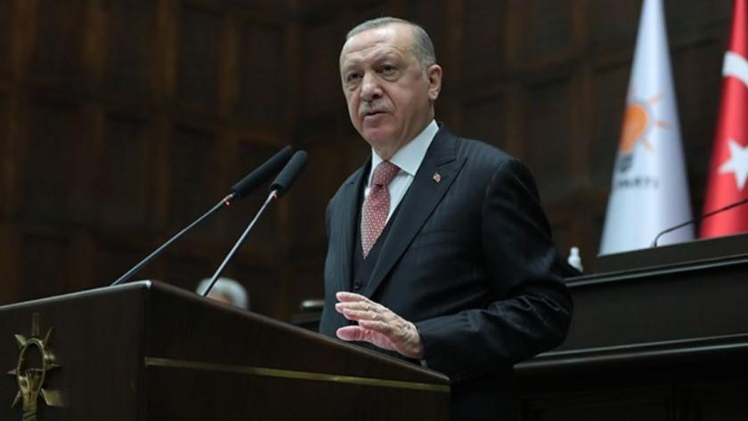 Cumhurbaşkanı Erdoğan İklim Zirvesi'nde konuştu