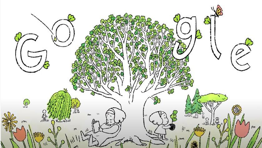 Google Dünya Günü'nü Doodle yaptı! Dünya Günü 2021 nedir?