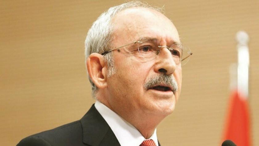 Kemal Kılıçdaroğlu hakkında ''terör'' soruşturması