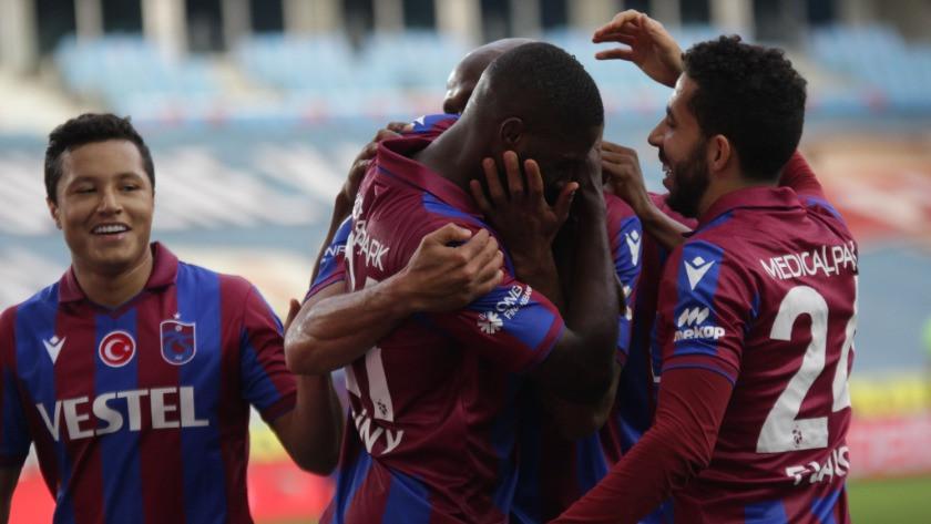 Trabzonspor 2-0 Karagümrük maçın gollerini ve özetini izle