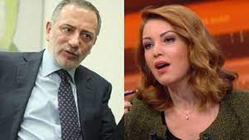 Fatih Altaylı'dan Nagehan Alçı'ya olay sözler