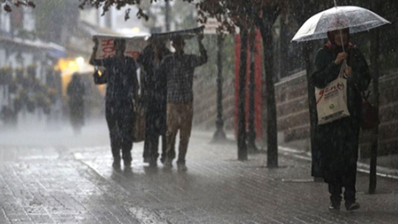 Meteoroloji il il uyardı! Sağanak yağış geliyor - Sayfa 1