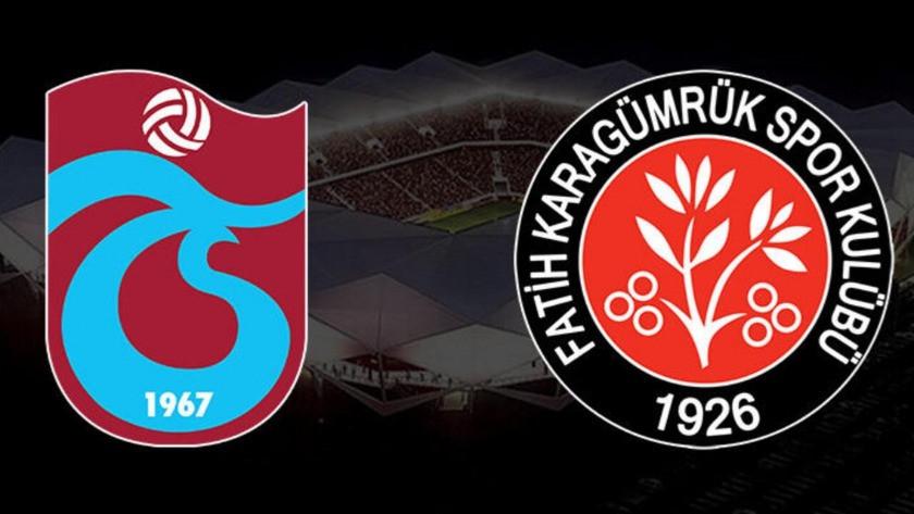 Trabzonspor 2-0 Karagümrük