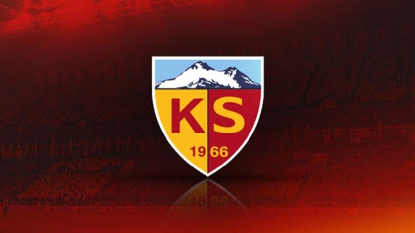 Kayserispor'un yeni teknik direktörü belli oldu!