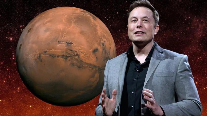 Elon Musk'tan korkutan Mars açıklaması: Gidenler muhtemelen ölecek