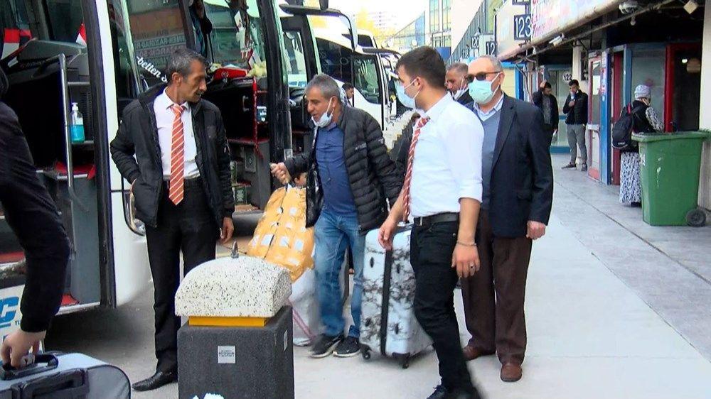 İstanbuldan kaçış başladı! Otogarda bilet satış sistemleri kilitlendi - Sayfa 2