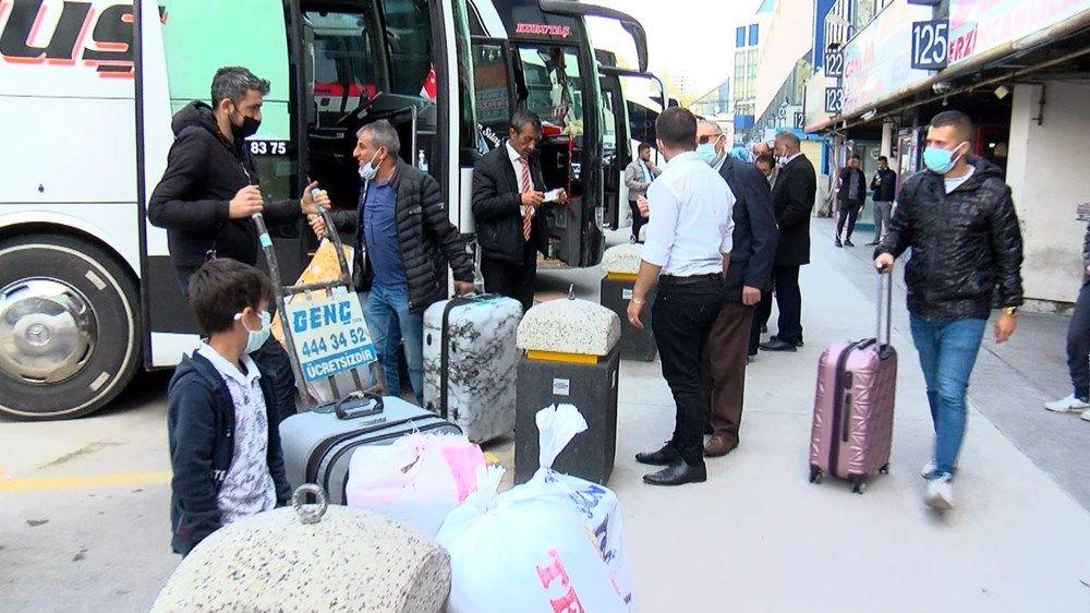 İstanbuldan kaçış başladı! Otogarda bilet satış sistemleri kilitlendi - Sayfa 4