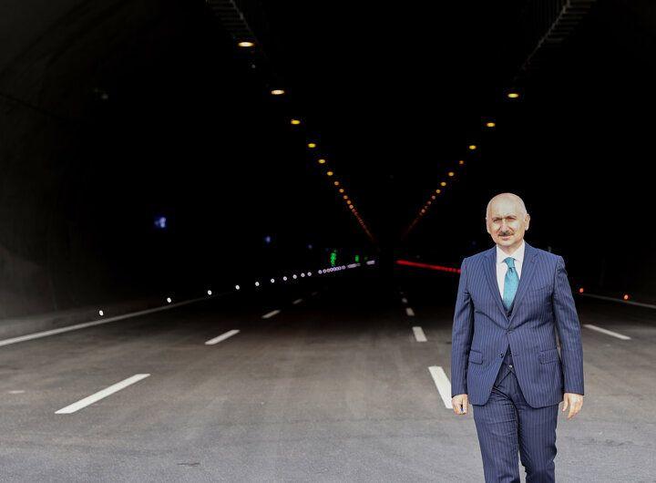Ulaştırma ve Altyapı Bakanı Karaismailoğlu müjdeyi verdi! - Sayfa 1