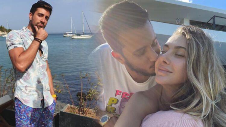 Çağlar Ertuğrul Mısırlı sevgiliyi 'ti'ye aldı - Sayfa 1