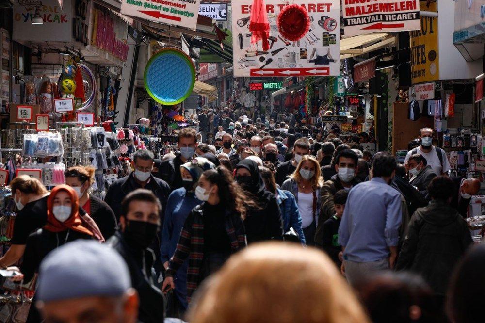 İstanbul Eminönü'nde 'kapanma alışverişi' yoğunluğu - Sayfa 3