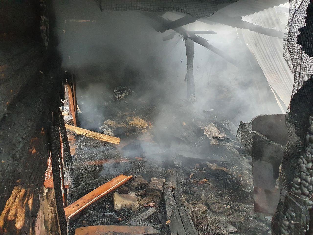 Kastamonu'd 4 evin kül olduğu yangının boyutu gün ağarınca ortaya çıktı! video izle - Sayfa 3