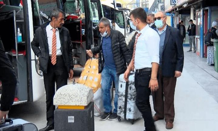 İstanbuldan kaçış başladı! Otogarda bilet satış sistemleri kilitlendi - Sayfa 1