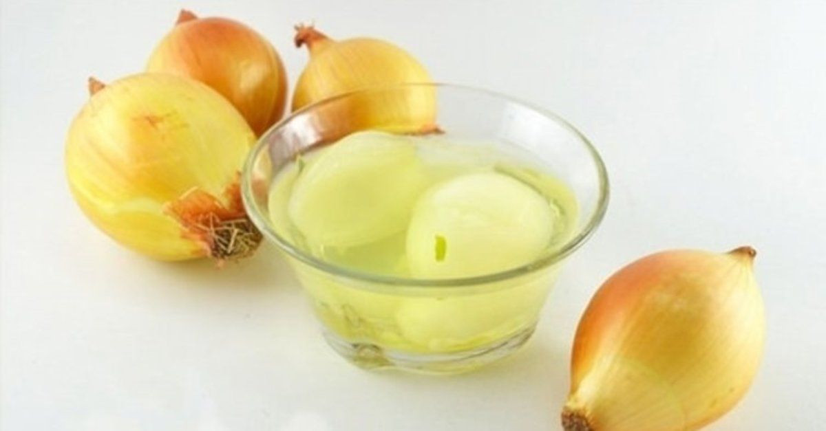Soğan suyu nasıl yapılır? Soğan suyunun faydaları nelerdir? - Sayfa 1