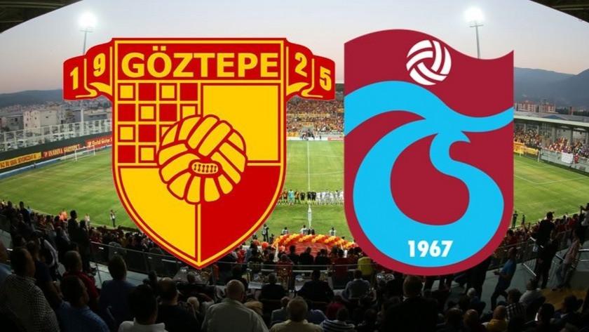 Göztepe - Trabzonspor maç sonucu: 1-1 özet ve golleri izle