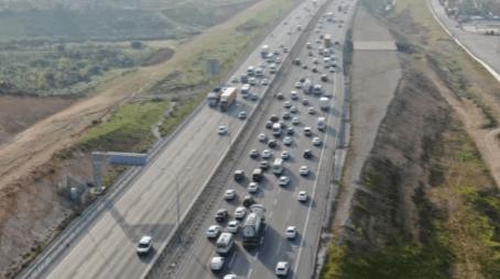 Tam kapanma öncesi İstanbul'da trafik yoğunluğu yüzde 74'ü aştı - Sayfa 3