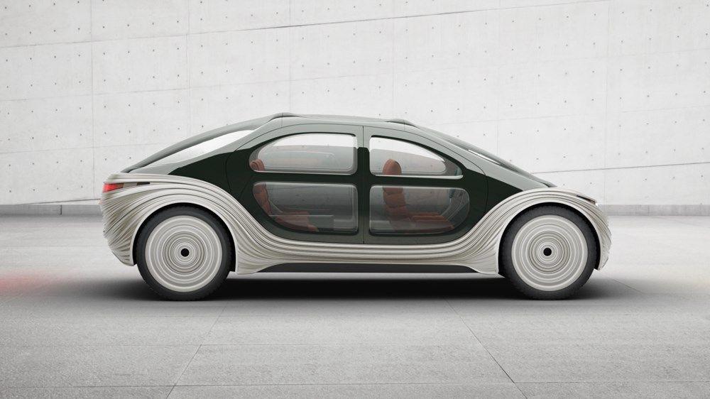 Atmosferi temizleyen sürücüsüz otomobil 2023'te yollarda olacak - Sayfa 1