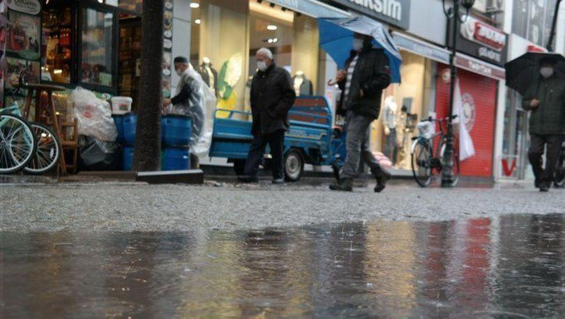 Bu illerde yaşayanlar dikkat! 29 Nisan Meteoroloji'den kuvvetli sağanak yağış uyarısı - Sayfa 1